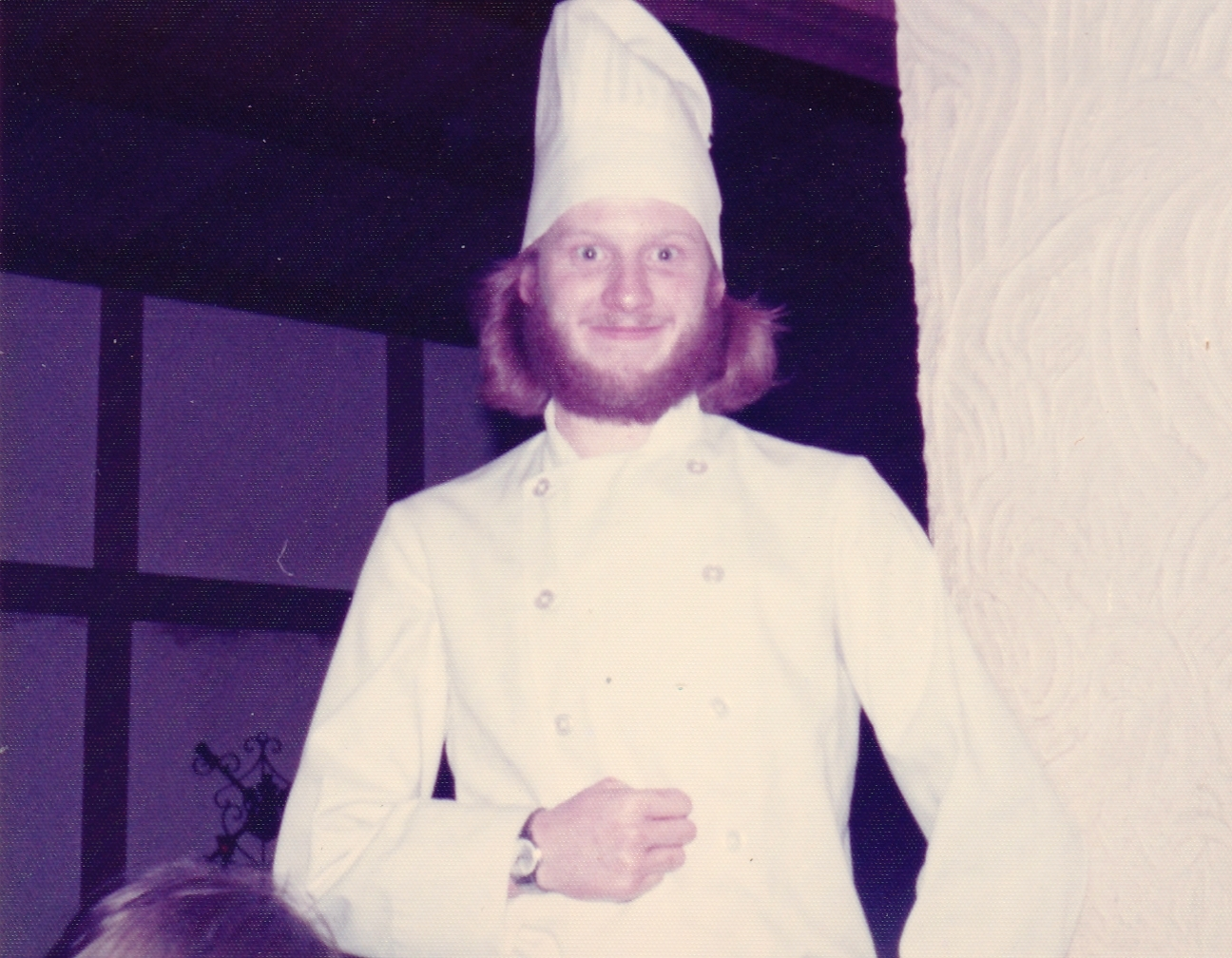 Chef Greg 1978