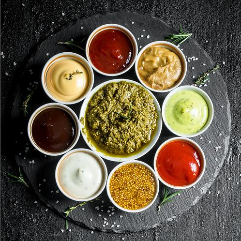 Season's Dipping Sauces