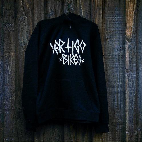 Vertigo Logo Long Sleeve Black