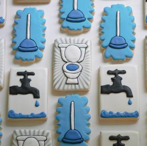 Plumber's Cookies