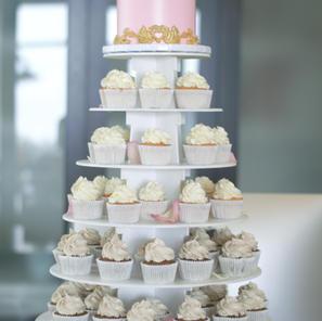 Cake and Cupcake Tree