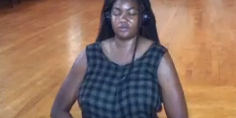 Mindful Breathing  with Adjoa