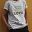 Thumbnail: Human Being Love Pride T-Shirt (grå)