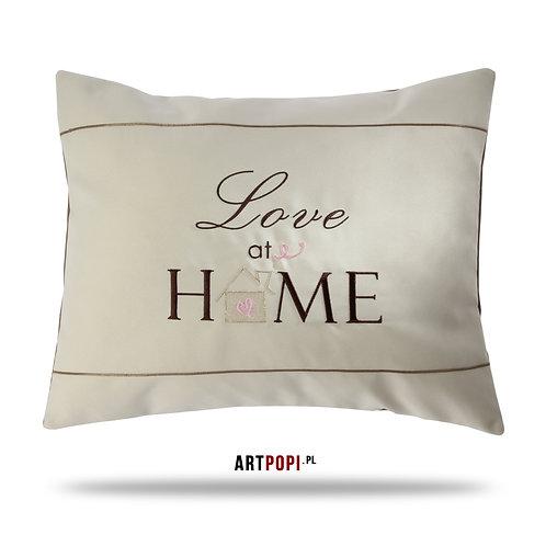 PB-0150 / Poduszka LOVE at HOME