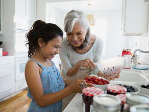 Grandparenting: It's Popular With The Senior Generation