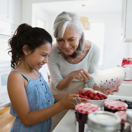 Nanny's Corner: What Our Grandchildren Continue to Teach Us