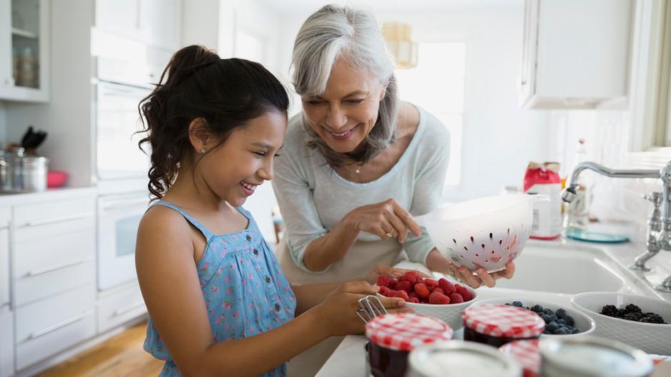 Love connection: 5 Ways to Love Your Grandchildren Long Distance