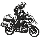 Touring on BMW GS1200 Art - Motorcycle Escapades