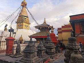Muktinath (Lower Mustang) Temple | Motorcycle Escapades