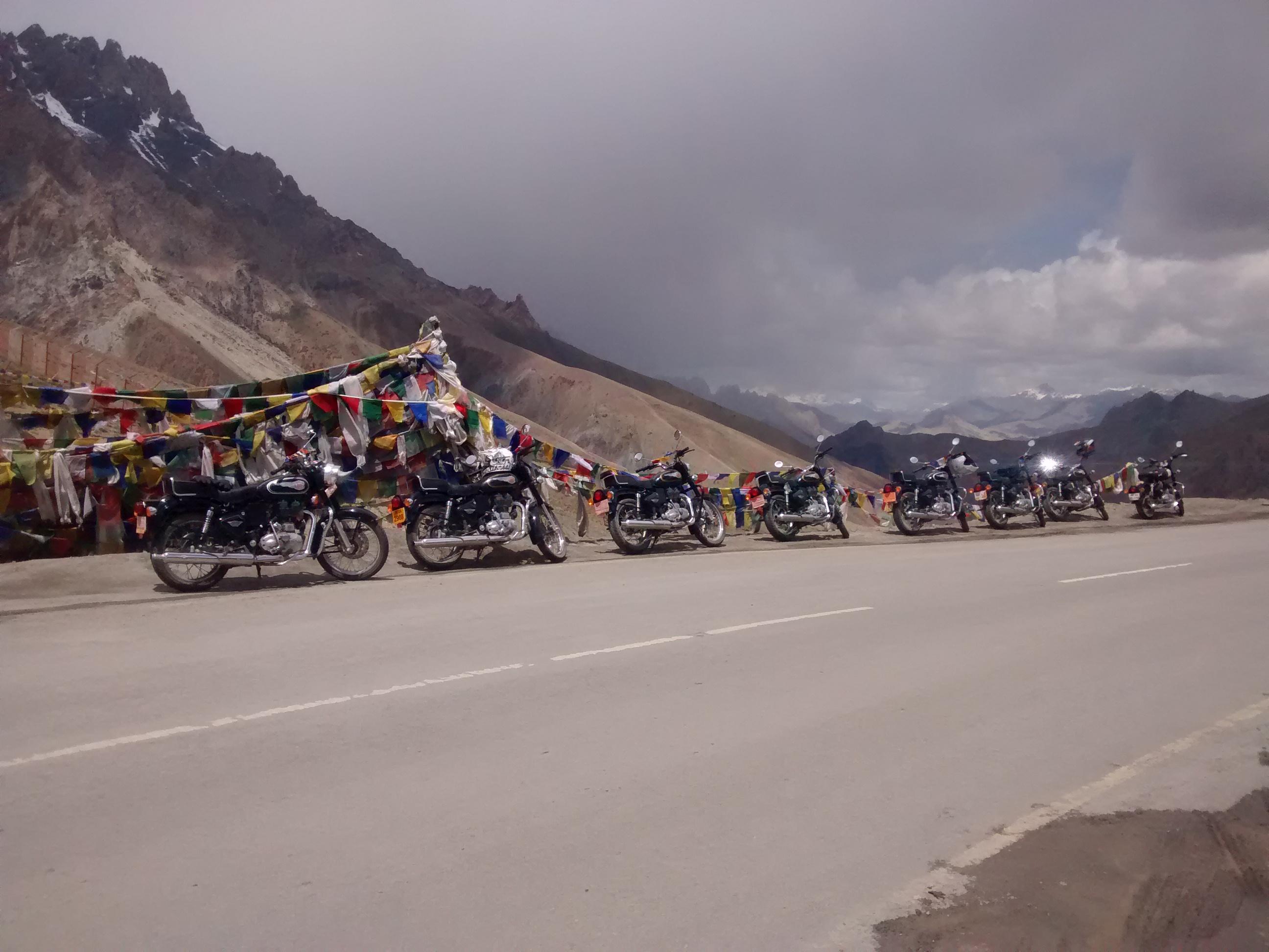 Leh Ladakh  Motorcycle Tours