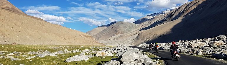 Ladakh Motorcycle Tour by Motorcycle Escapades