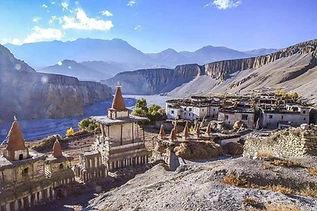 Lo Manthang (Upper Mustang) | Nepal | Motorcycle Escapades