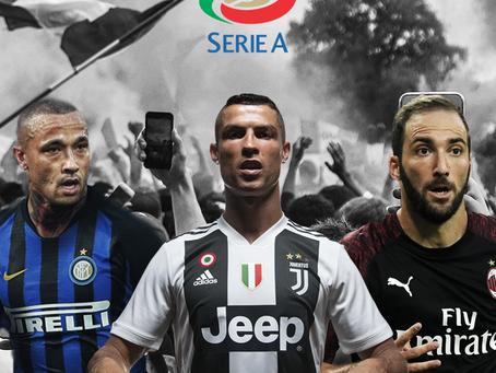 Serie A transfer market grades