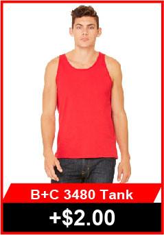 Bella+Canvas 3480 Tank