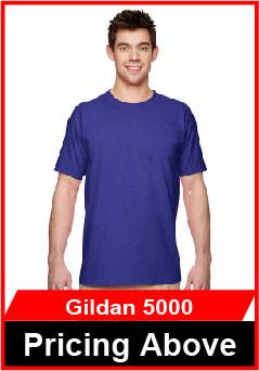 Gildan 5000