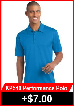 KP540 Performance Polo