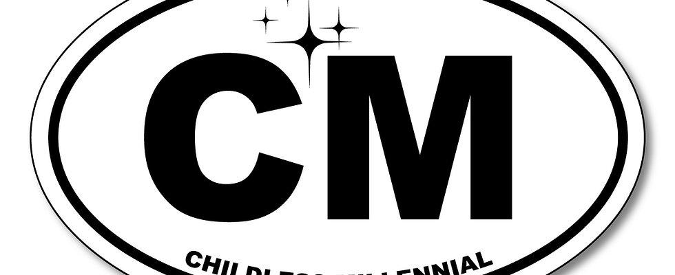 CM Sticker