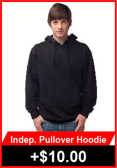 Independent Pullover Hoodies