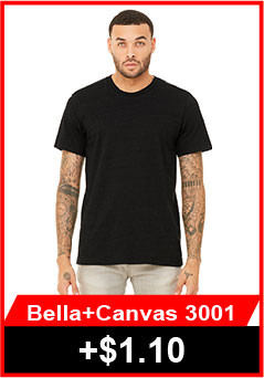 Bella+Canvas 3001