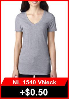 Next Level 1540 VNeck