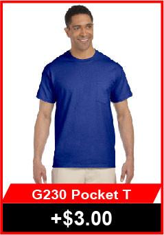 G230 Pocket T