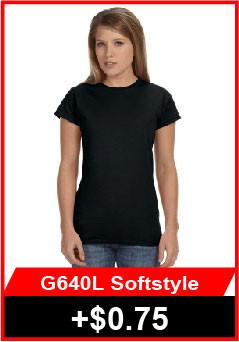 Gildan Soft Styles 640L