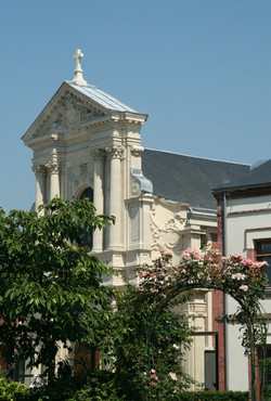 The Carmel at Lisieux