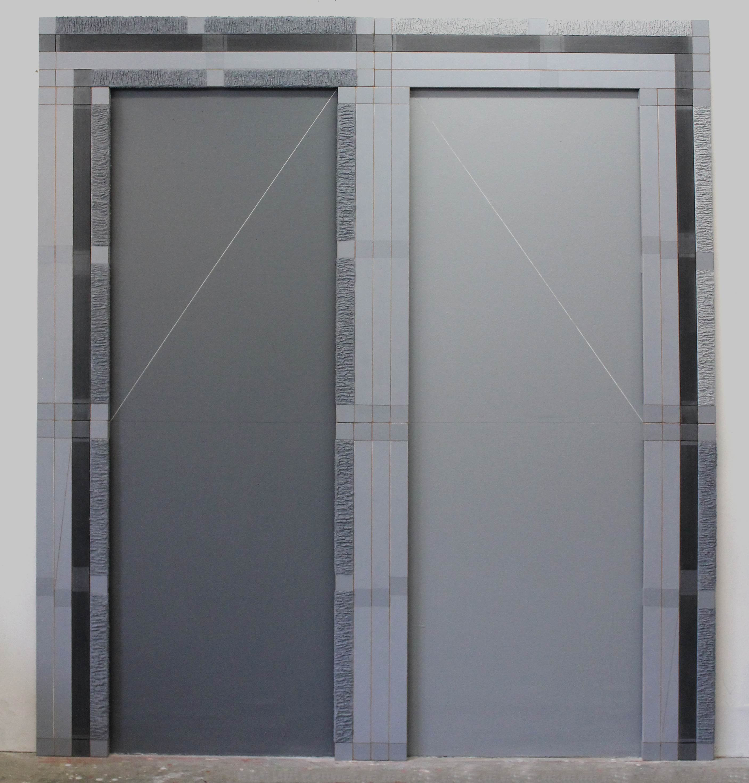 Grey Doors
