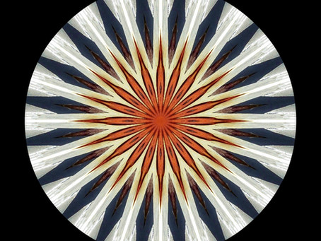 Kaleidoscope - Rusted Metal