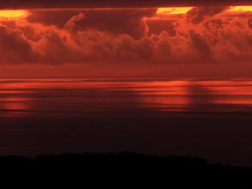 As ilhas que vemos: apenas quando o anticiclone dos Açores controla a Godzilla