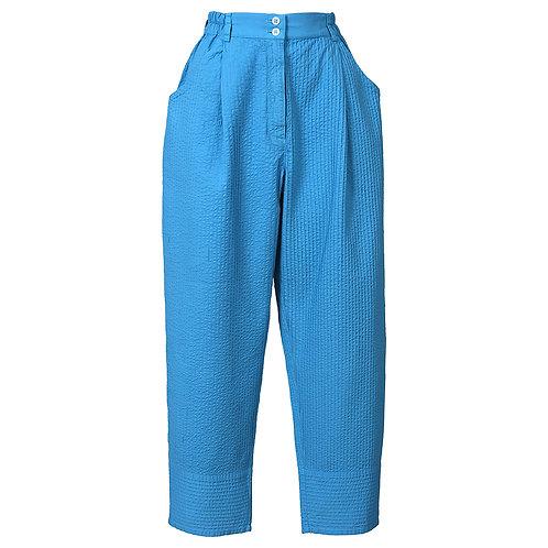 裾カフス風パンツ