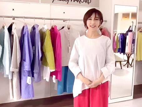 応援リレー動画2・松山三越店