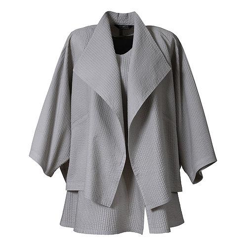 【2点セット】ジャケット+ノースリーブブラウス