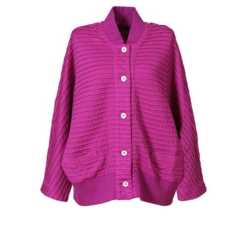 ◆ブルゾン型ジャケット