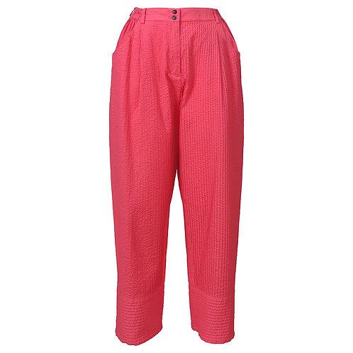 ◆裾カフス風パンツ