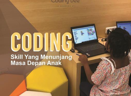 Coding - Skill yang Menunjang Masa Depan Anak