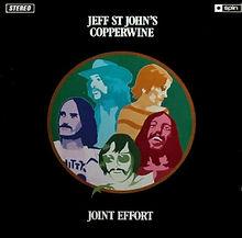 jeff st john's copperwine - joint effort