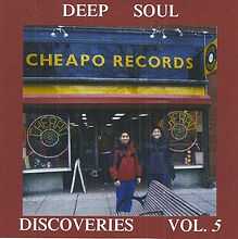 Deep Soul Discoveries - Volume 5 - Front