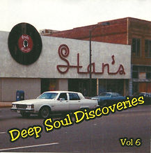 Deep Soul Discoveries - Volume 6 - Front