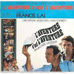 Johnny-Hallyday-Francis-Lai-L-aventure-C-est-L-aventure-33-Tours-251432834_L