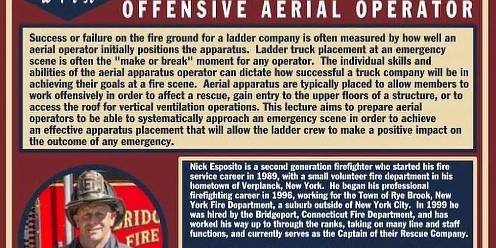 Developing the Mindset of an Offensive Aerial Operator