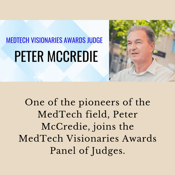 The MedTech Visionaries Awards.