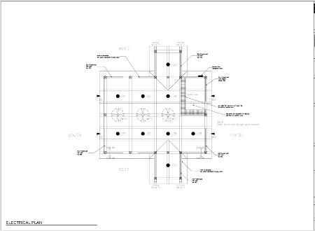 Custom shade structure design