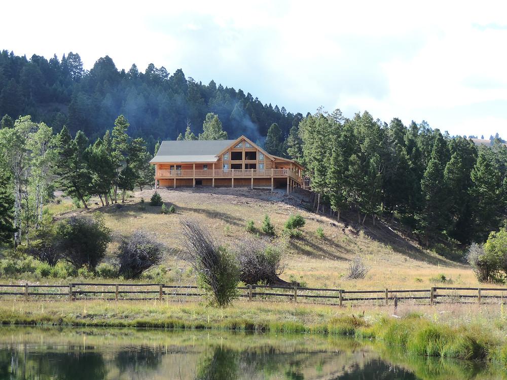 Sierra Log & Timber home packages