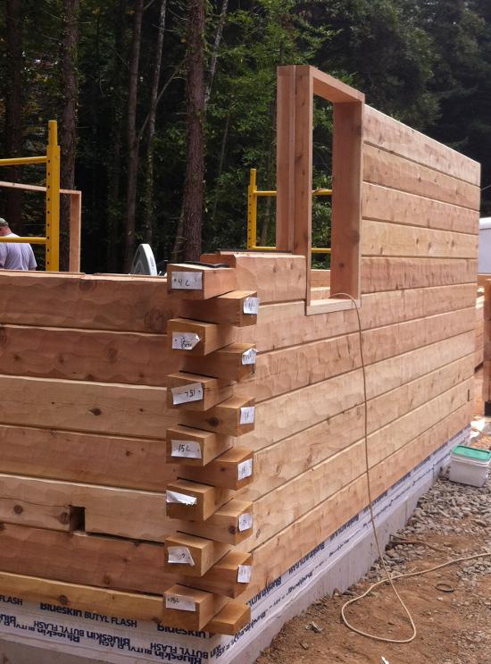 Timber Home Floor Plan