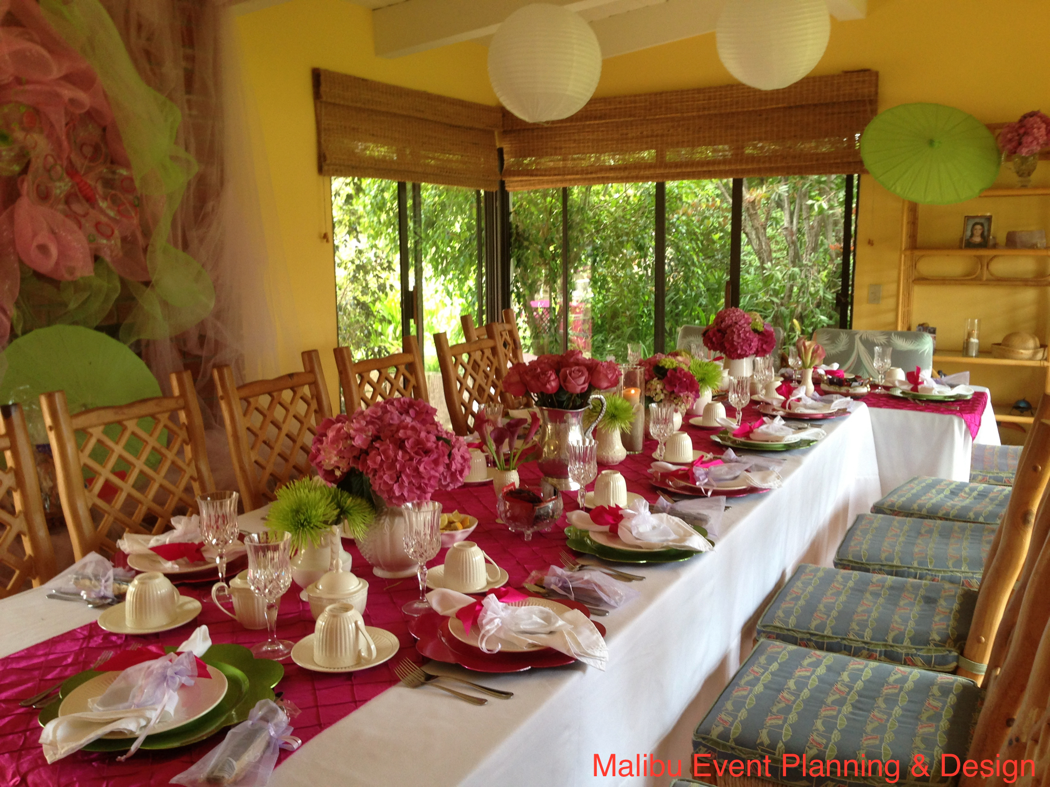 Table Setting 3 Clubhouse