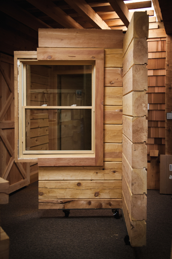 Timber Cabin Packages