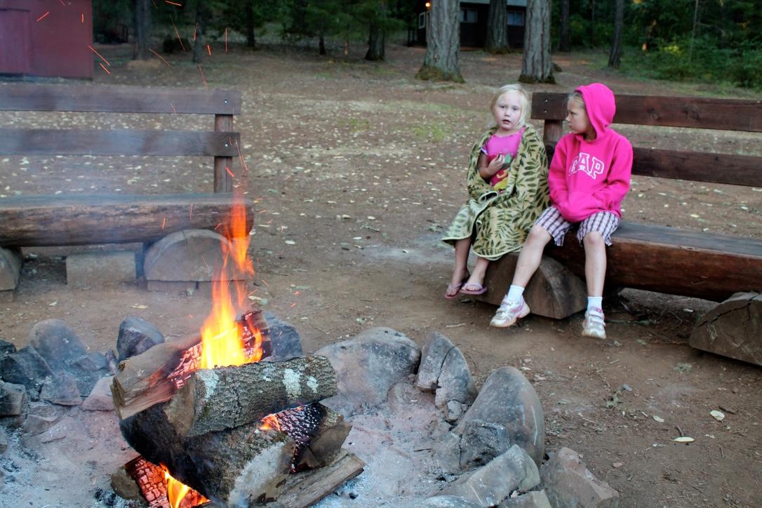 Hartstone Campfire