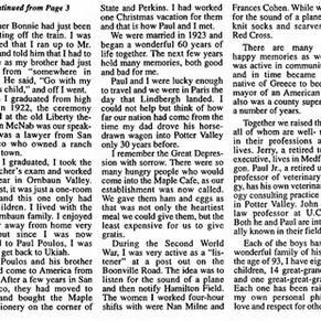 Polous Walker Bonnifield Family Connection UDJ 1997 (page 2)