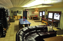 Family Room in the Dining Hall